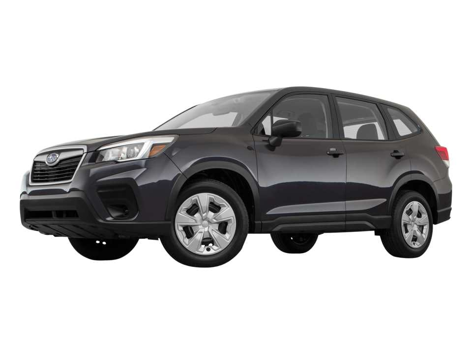 2019 Subaru Forester Vs 2018 Subaru Forester What S The Difference
