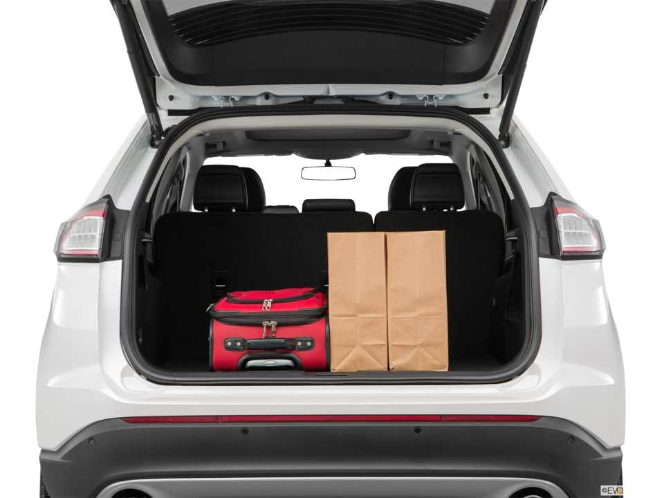Ford Edge Exterior Trunk Open