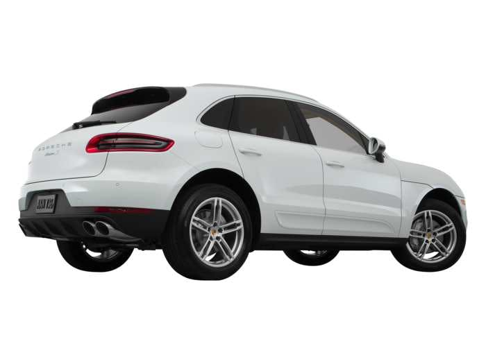 2018 Porsche Macan Prices Incentives Dealers Truecar
