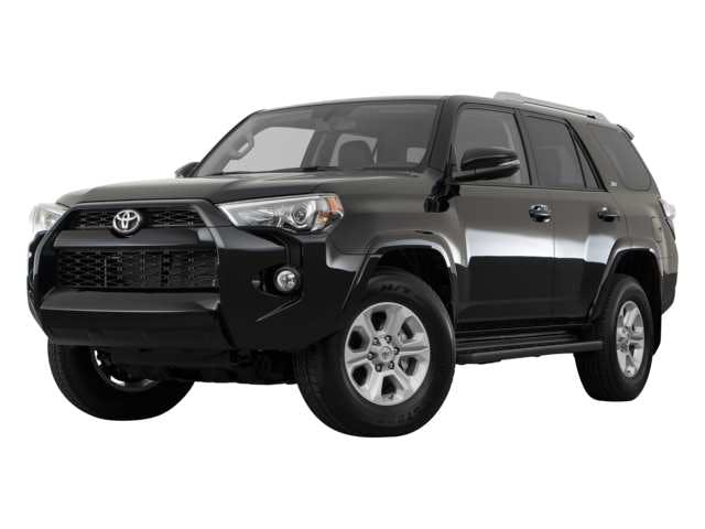 2018 Toyota 4Runner Photos, Specs And Reviews