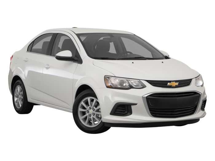 2019 Chevrolet Sonic Prices Reviews Incentives Truecar