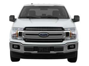 2019 Ford F 150 Exterior Front Low Wide View