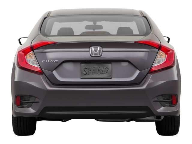 2018 Honda Civic Sedan Price