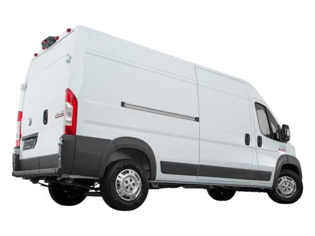 2018 Ram ProMaster Cargo Van Prices, Incentives & Dealers ...