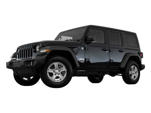 2018 Jeep Wrangler Unlimited Price