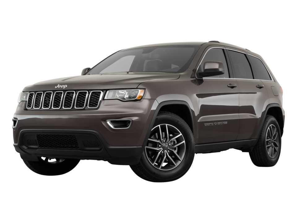 2019 Jeep Grand Cherokee Exterior Front Medium View