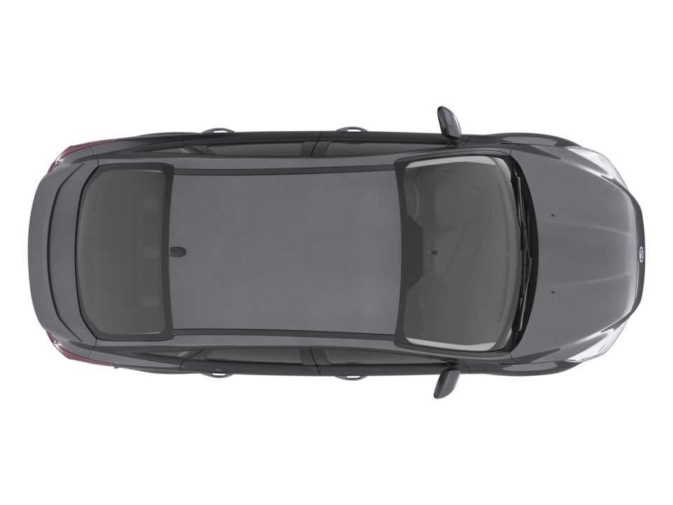 Ford Focus Top View