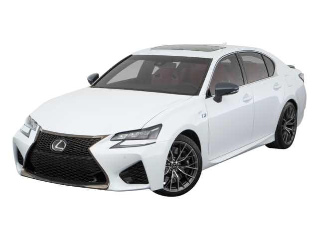2018 Lexus GS F Price