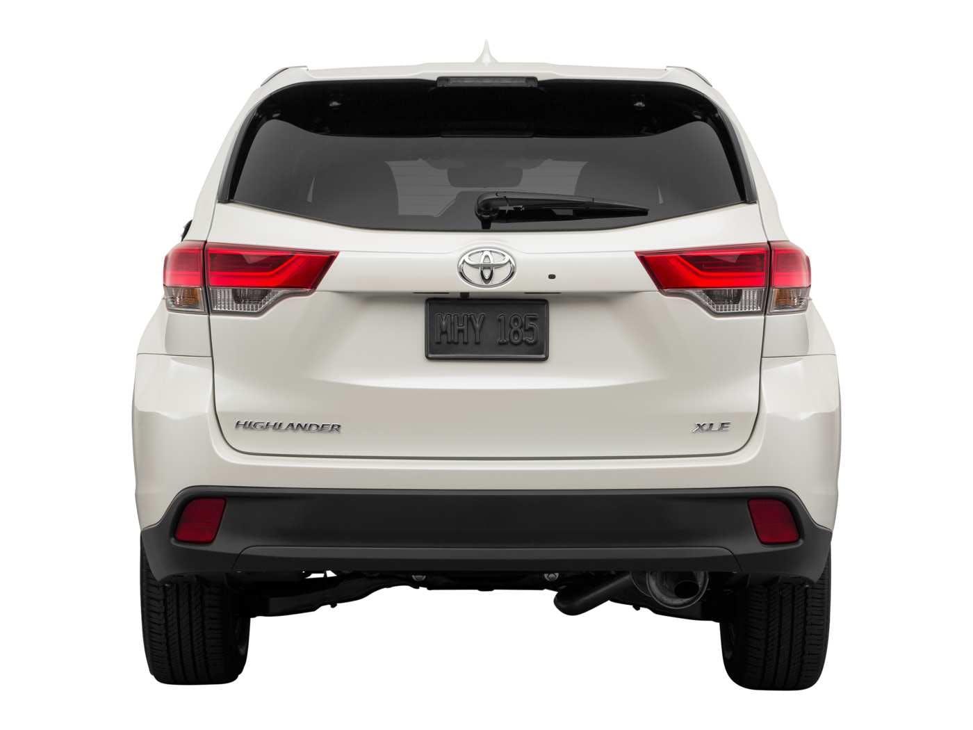 2019 Toyota Highlander Prices Reviews Incentives Truecar