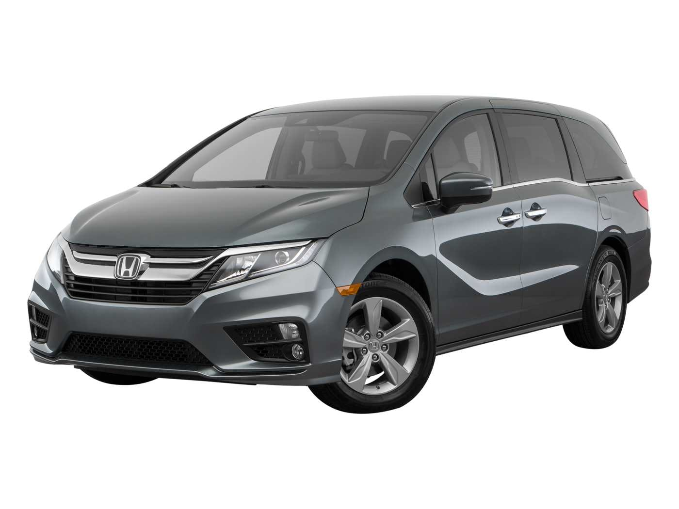 2019 Honda Odyssey Exterior Front Angle View