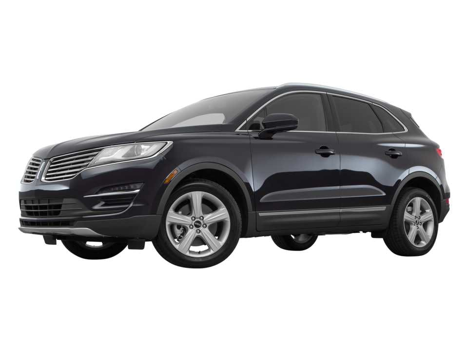 2019 Lincoln Mkc Exterior Front Low Wide View 2