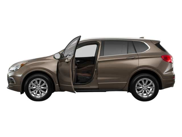 2018 Buick Envision Prices, Incentives & Dealers | TrueCar