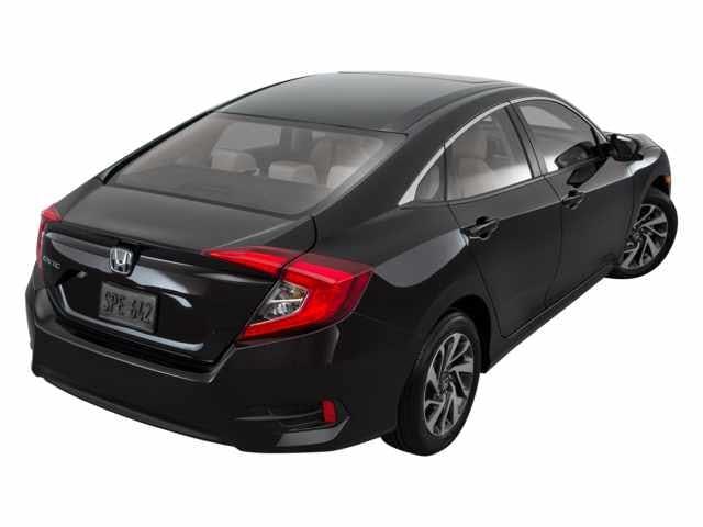 2017 honda civic ex t manual sedan
