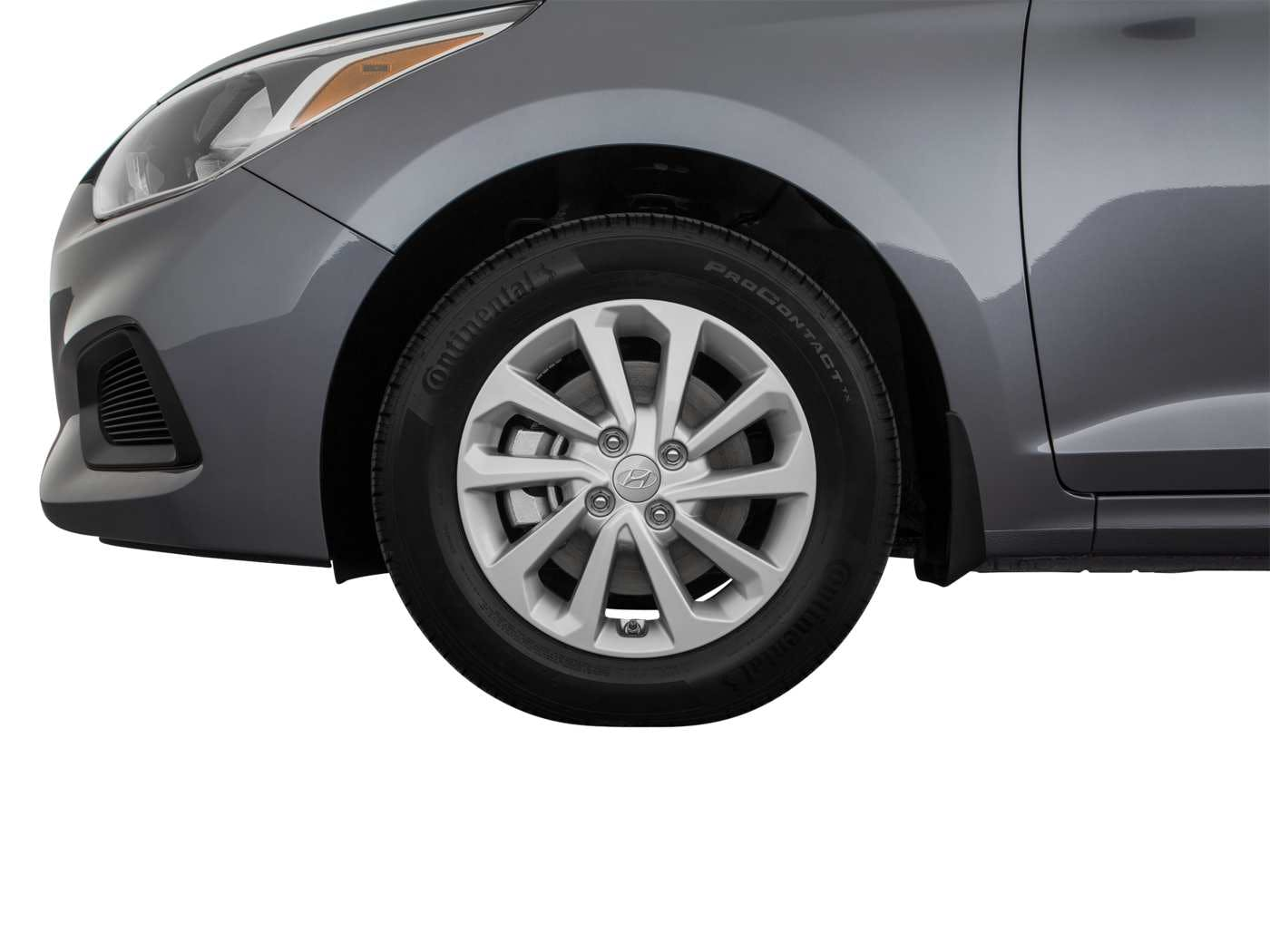 2019 Hyundai Accent Front Wheel