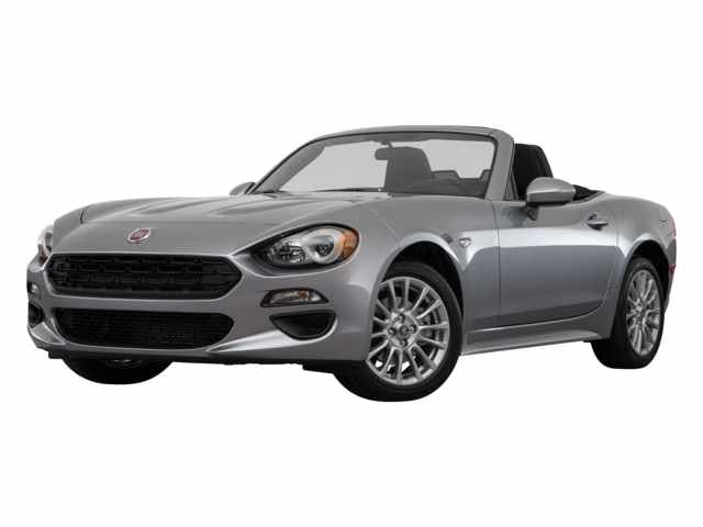 Used 2017 FIAT 124 Spider Convertible Pricing - For Sale ...
