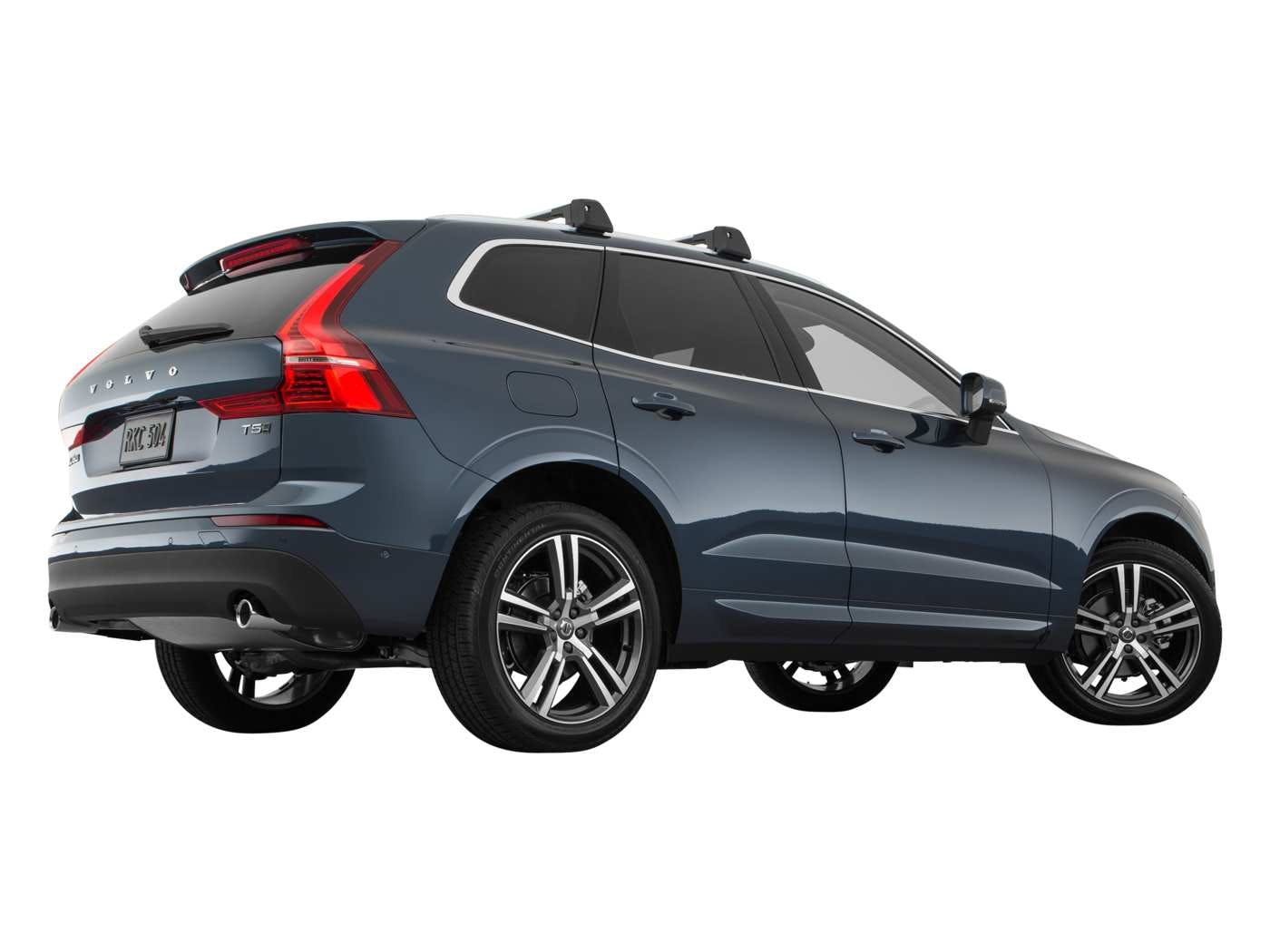 2019 Volvo Xc60 Exterior Back Low Wide View 2