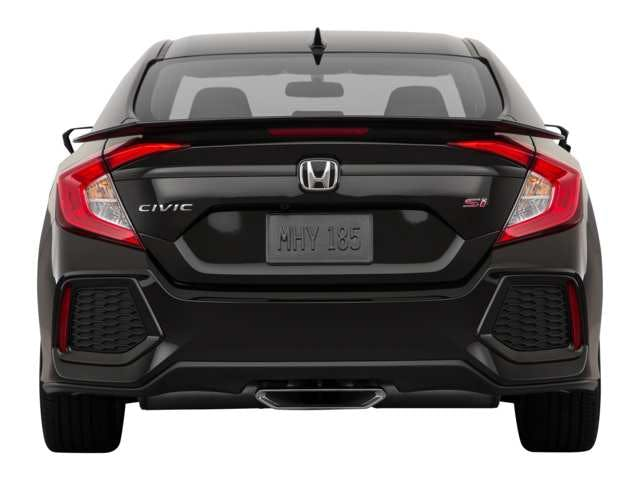 Nice 2018 Honda Civic Si Sedan Price