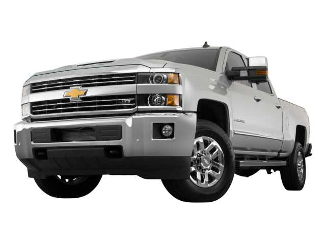 2018 Chevrolet Silverado 2500HD Prices, Incentives & Dealers | TrueCar