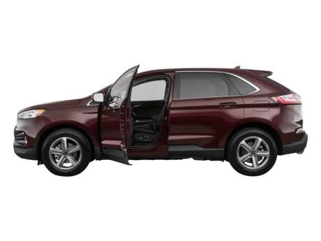 Ford Edge Driver Side