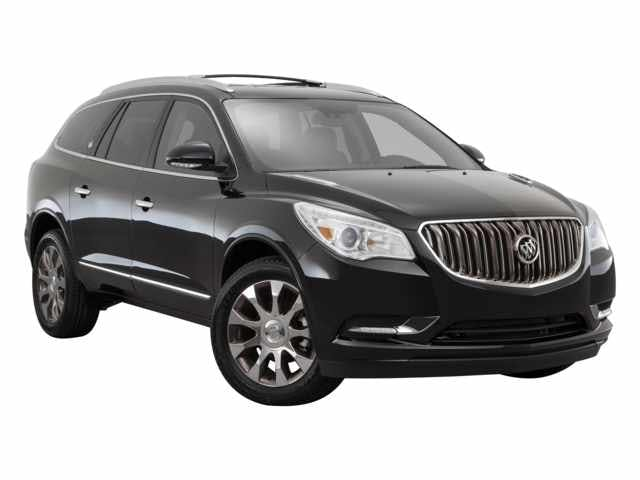 2017 Buick Enclave Prices, Incentives & Dealers