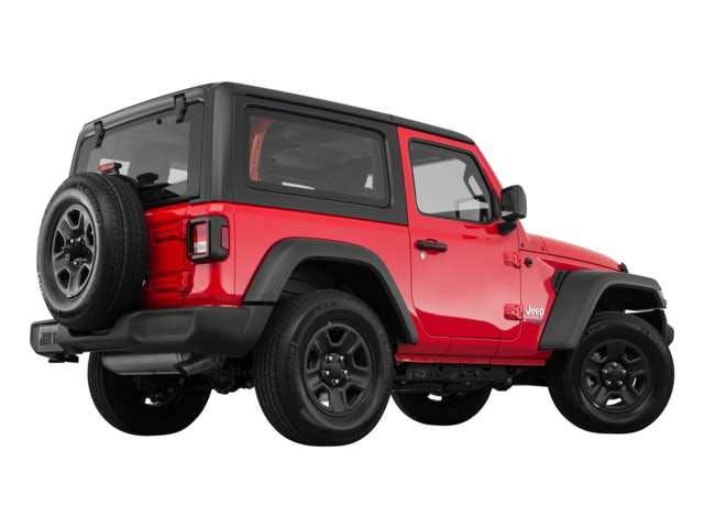 2018 Jeep Wrangler Photos, Specs And Reviews