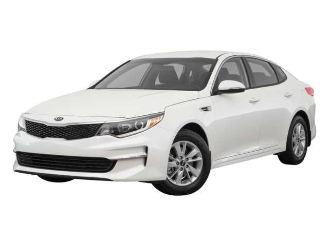 2018 Kia Optima Price