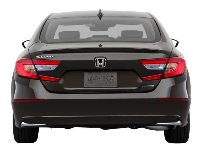 2019 Honda Accord Sedan Prices Reviews Incentives Truecar