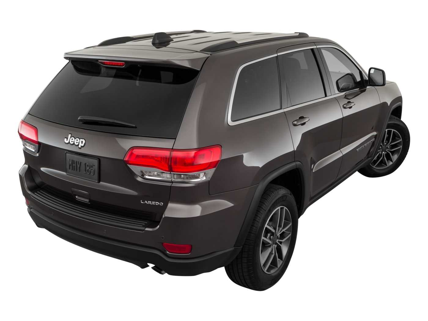 2019 Jeep Grand Cherokee Exterior Rear 3 4 Angle View