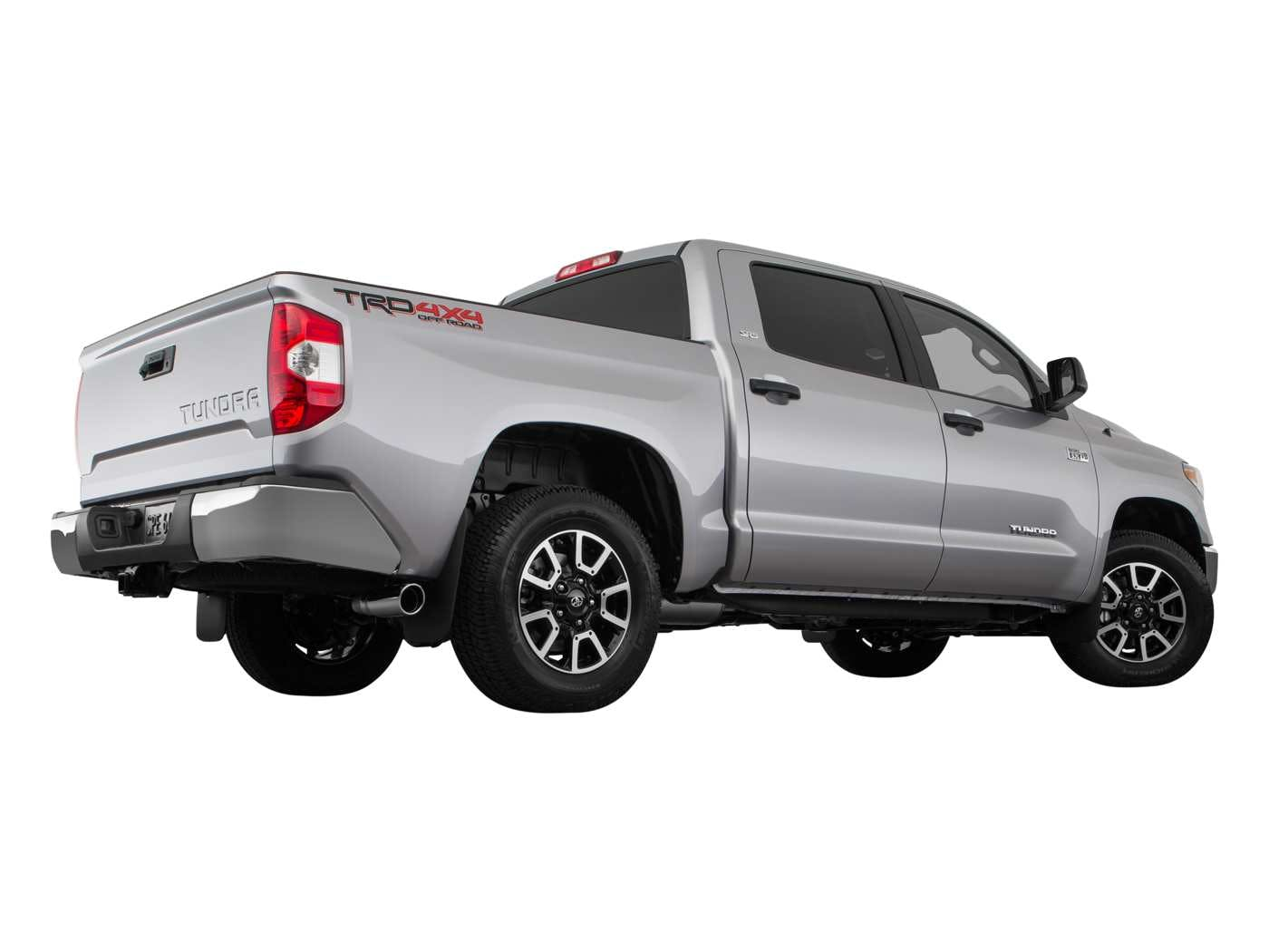 2019 Toyota Tundra Prices Incentives Dealers Truecar Tow Package Wiring Exterior Back Low Wide View 2