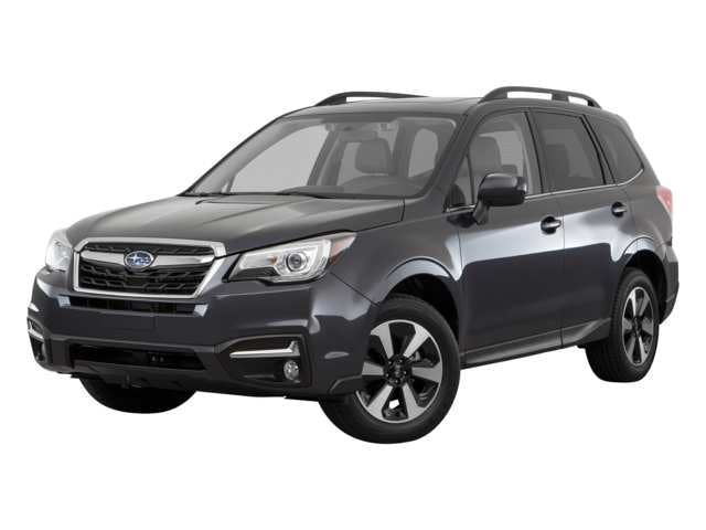 2017 forester price paid