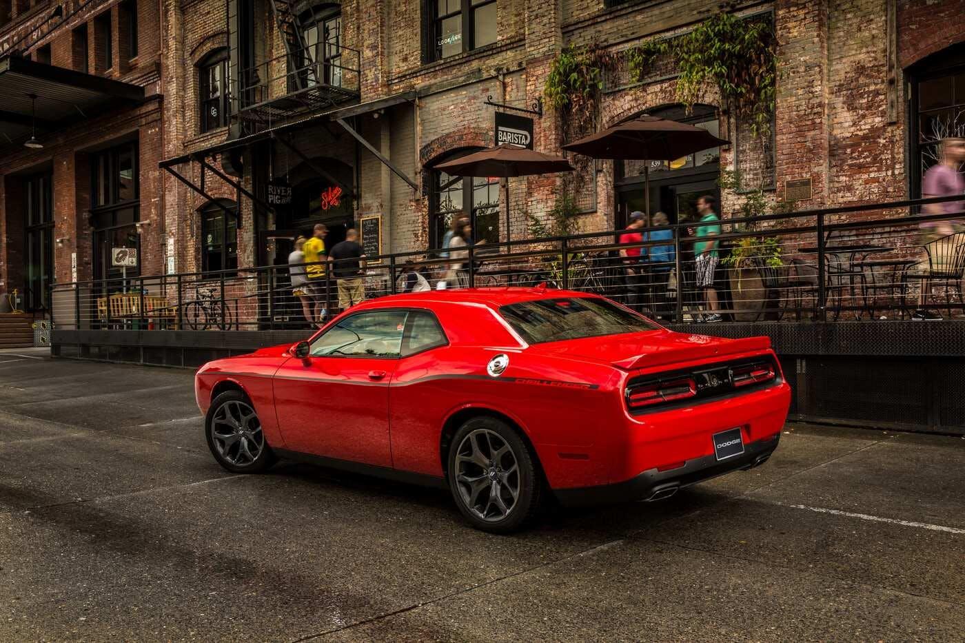 Left Front Dodge Challenger LA 2015+ Tension Strut