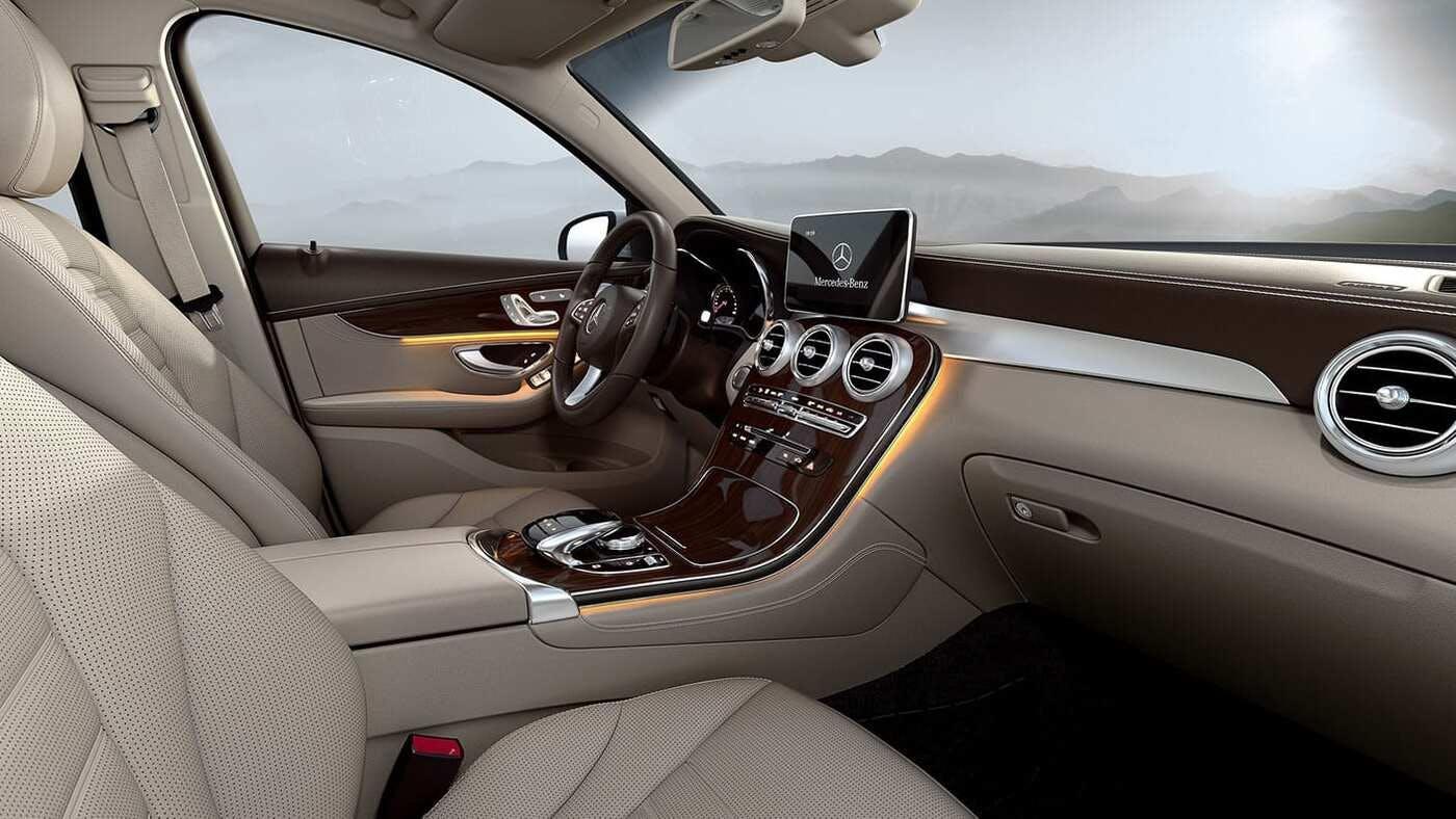 2019 Mercedes-Benz GLC Comparisons, Reviews & Pictures   TrueCar