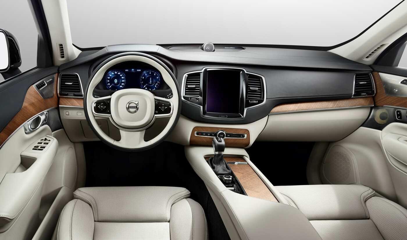 2019 Volvo XC90 Comparisons, Reviews & Pictures | TrueCar