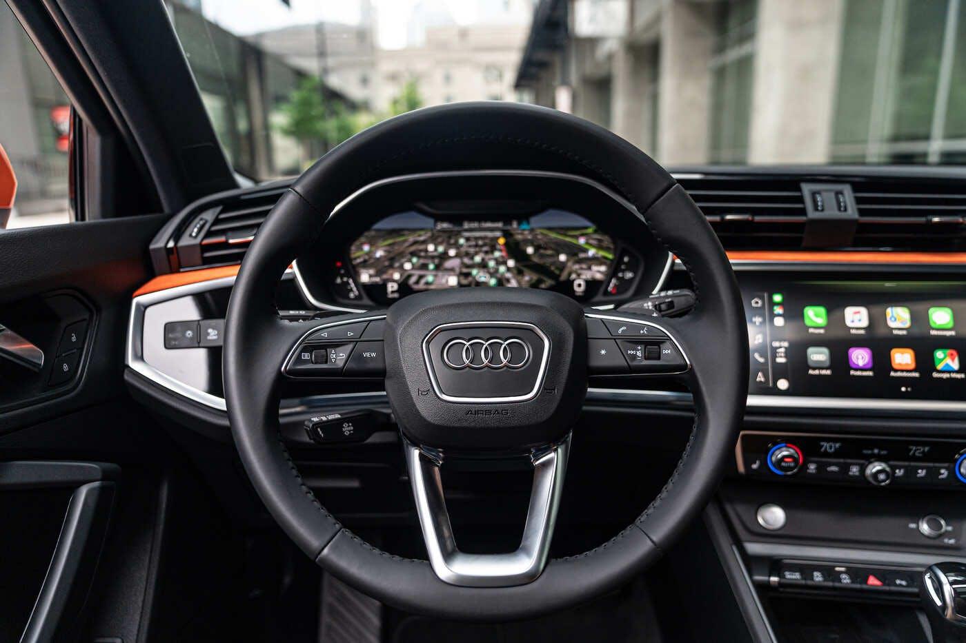 Audi Q3 Suv 2020 Interior Supercars Gallery