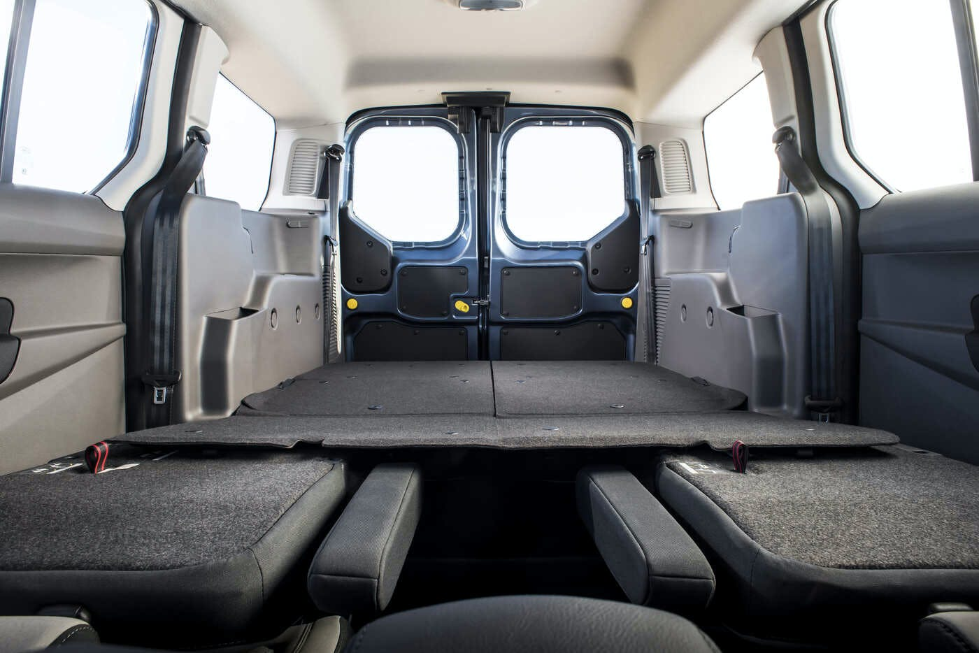 The Best 2020 Ford Transit Connect Cargo Van Interior