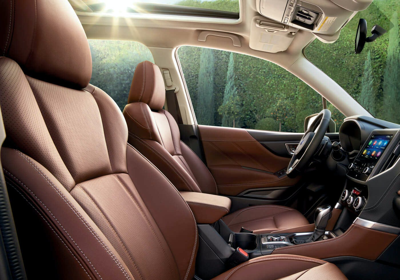2019 Subaru Forester Comparisons, Reviews & Pictures | TrueCar
