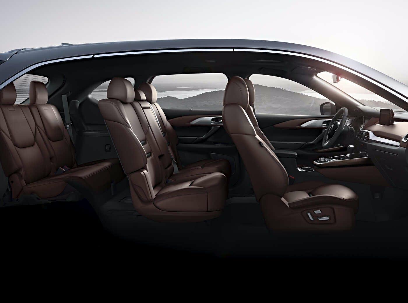 Fabulous 2019 Mazda Cx 9 Comparisons Reviews Pictures Truecar Machost Co Dining Chair Design Ideas Machostcouk