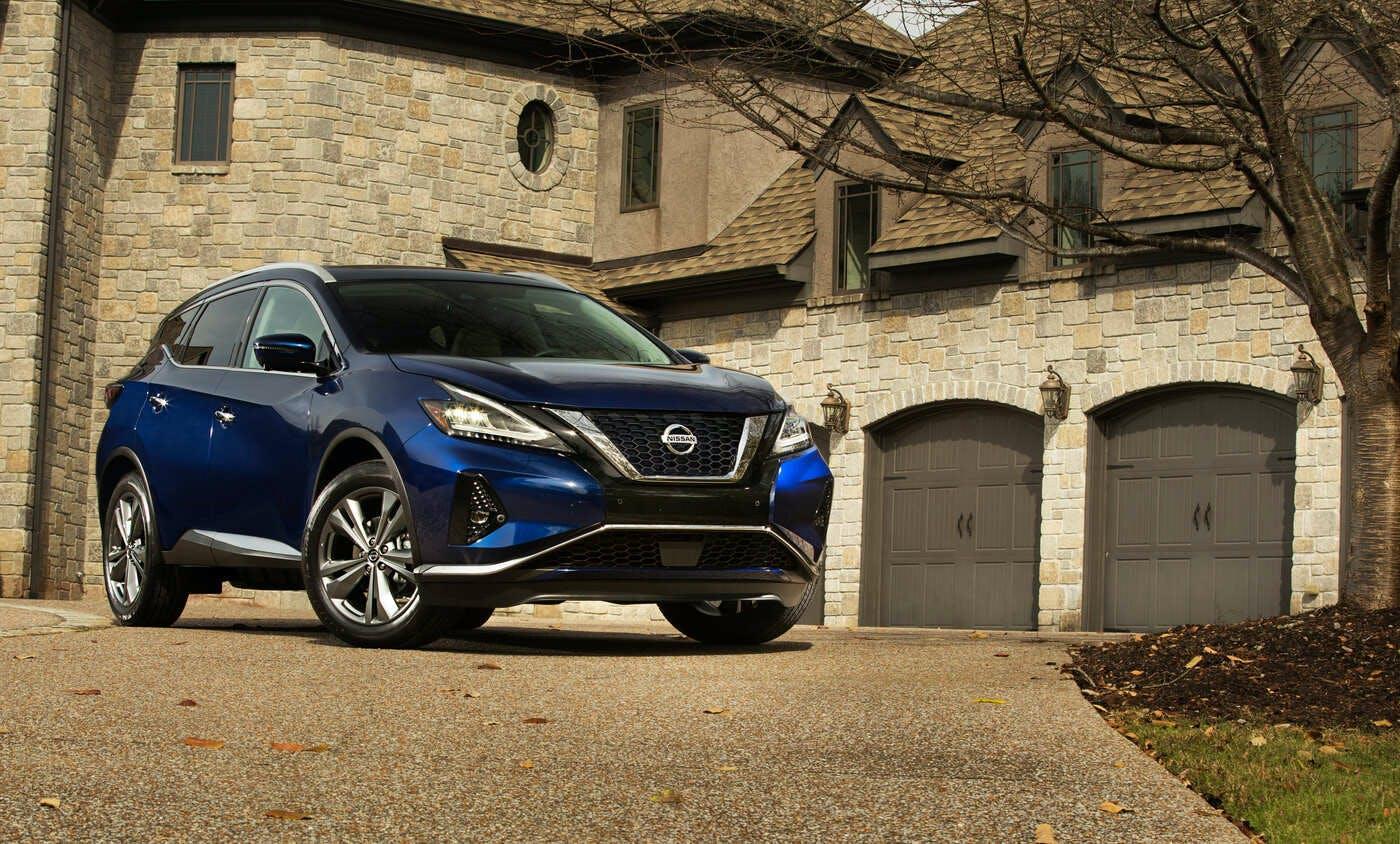 2019 Nissan Murano Comparisons, Reviews & Pictures | TrueCar