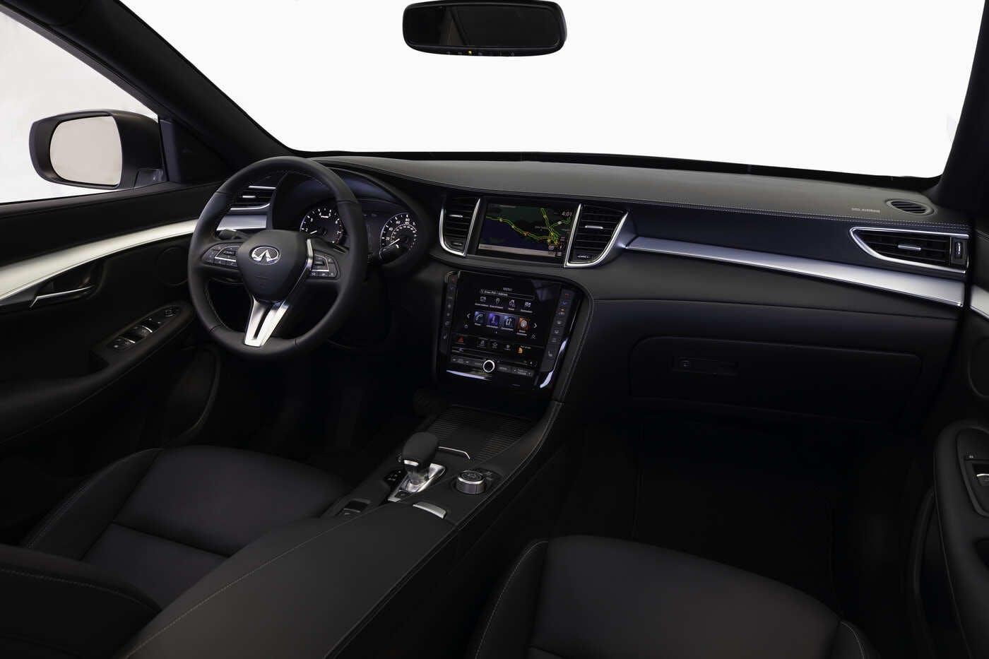 2020 Infiniti Qx50 Comparisons Reviews Pictures Truecar