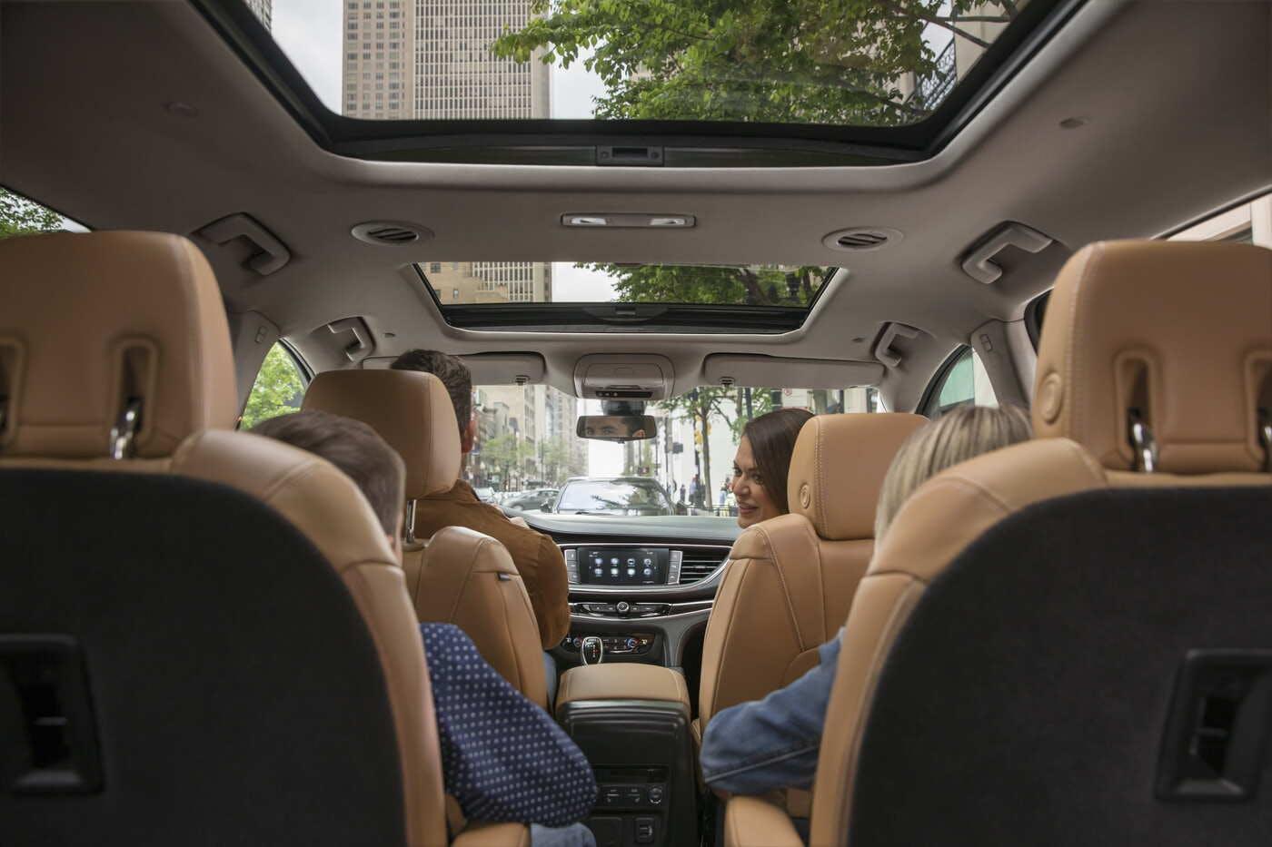 2019 Buick Enclave Comparisons Reviews Pictures Truecar