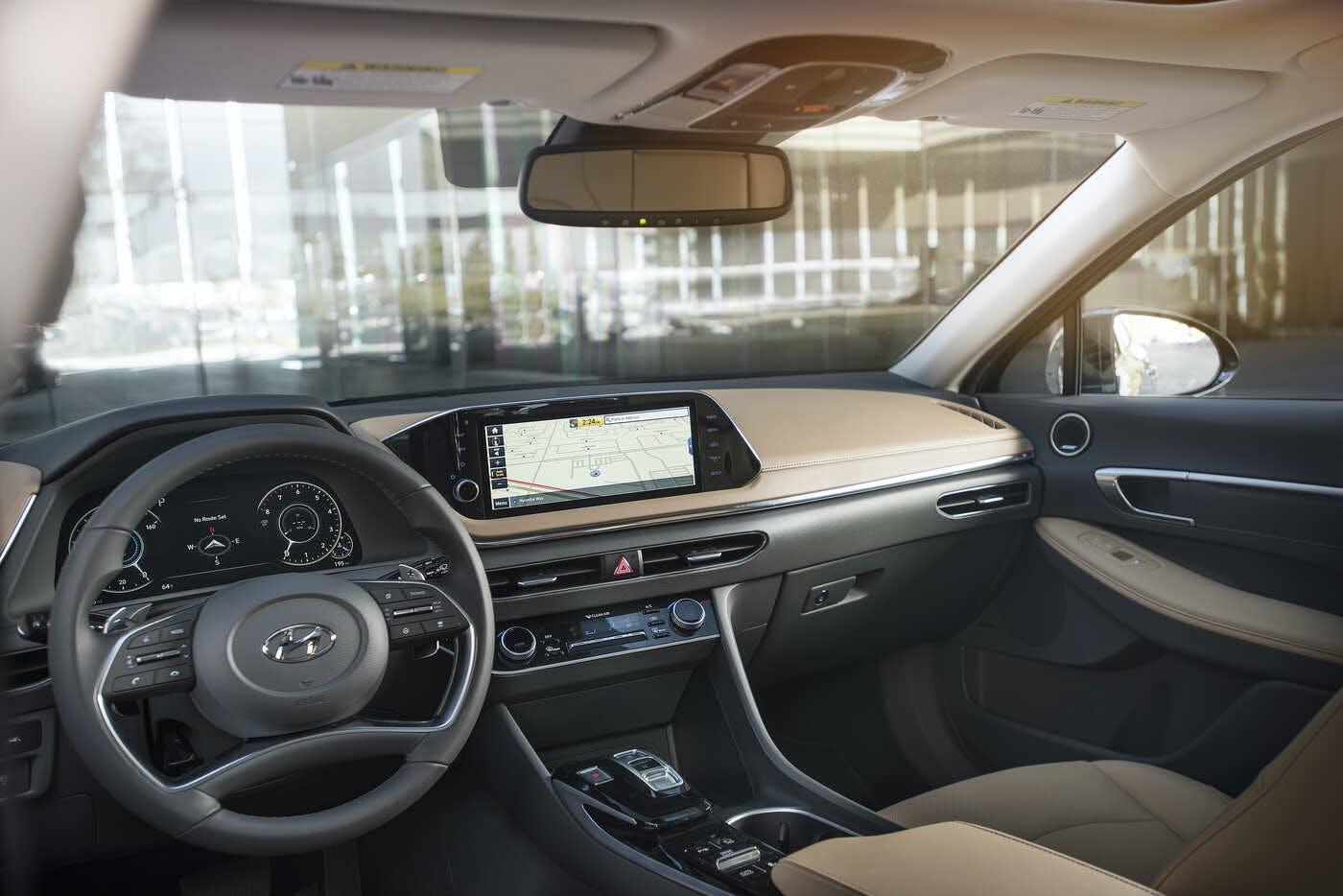 2020 Hyundai Sonata Comparisons Reviews Pictures Truecar