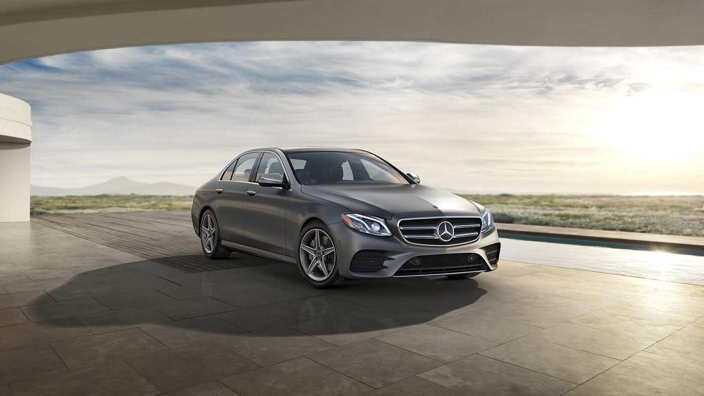2019 Mercedes-Benz E-Class Comparisons, Reviews & Pictures