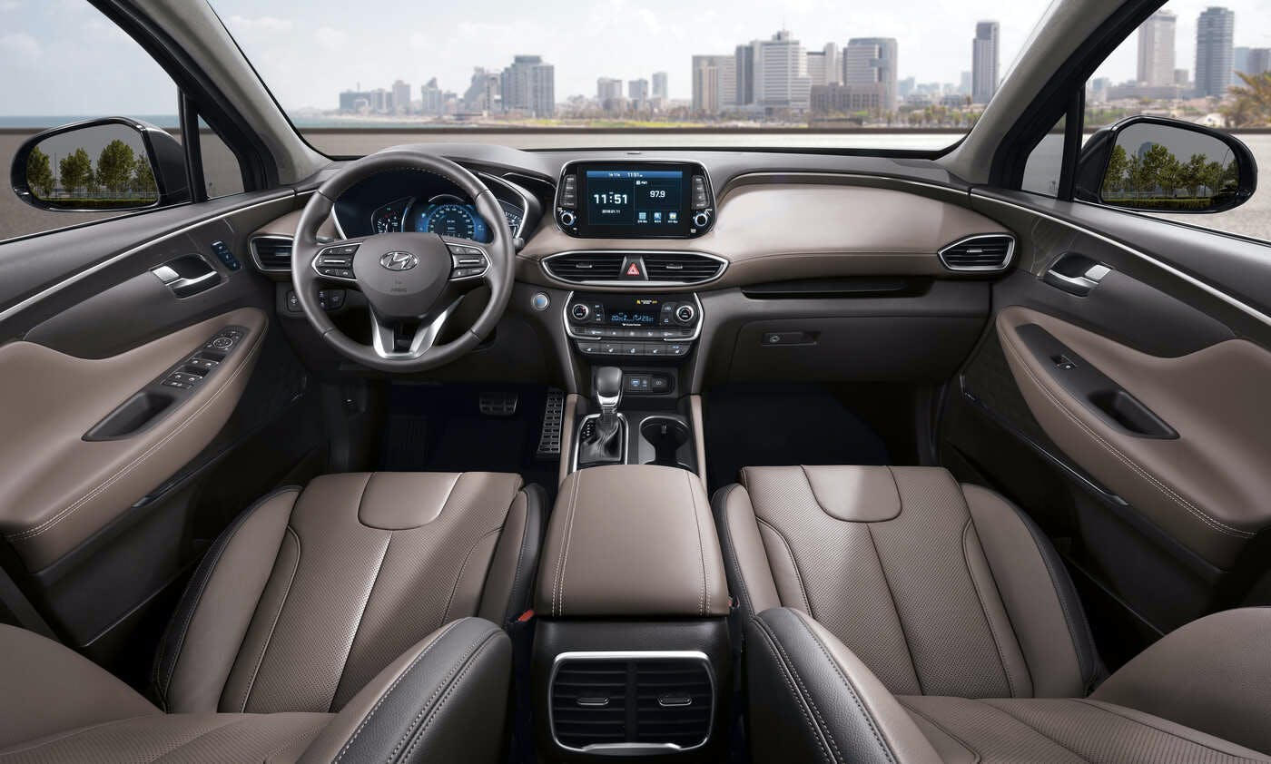 2020 Hyundai Santa Fe Reviews Pricing Pictures Truecar