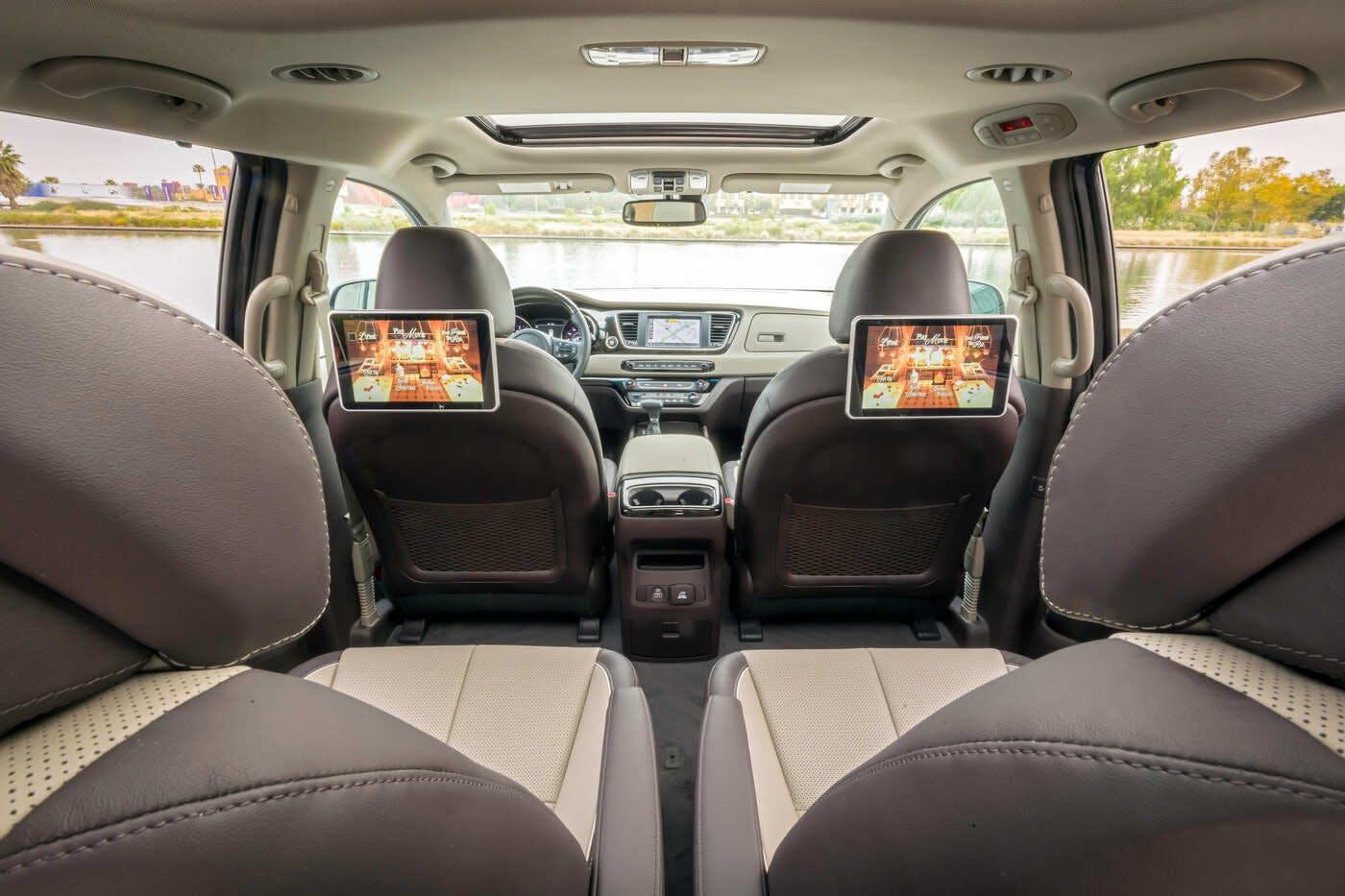 Excellent 2019 Kia Sedona Comparisons Reviews Pictures Truecar Evergreenethics Interior Chair Design Evergreenethicsorg