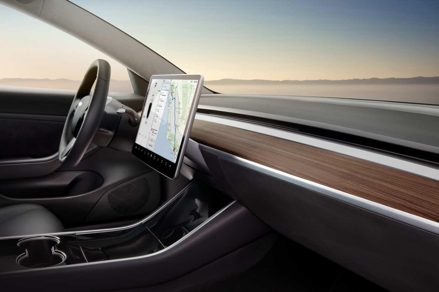 2019 Tesla Model 3 Comparisons Reviews Pictures Truecar