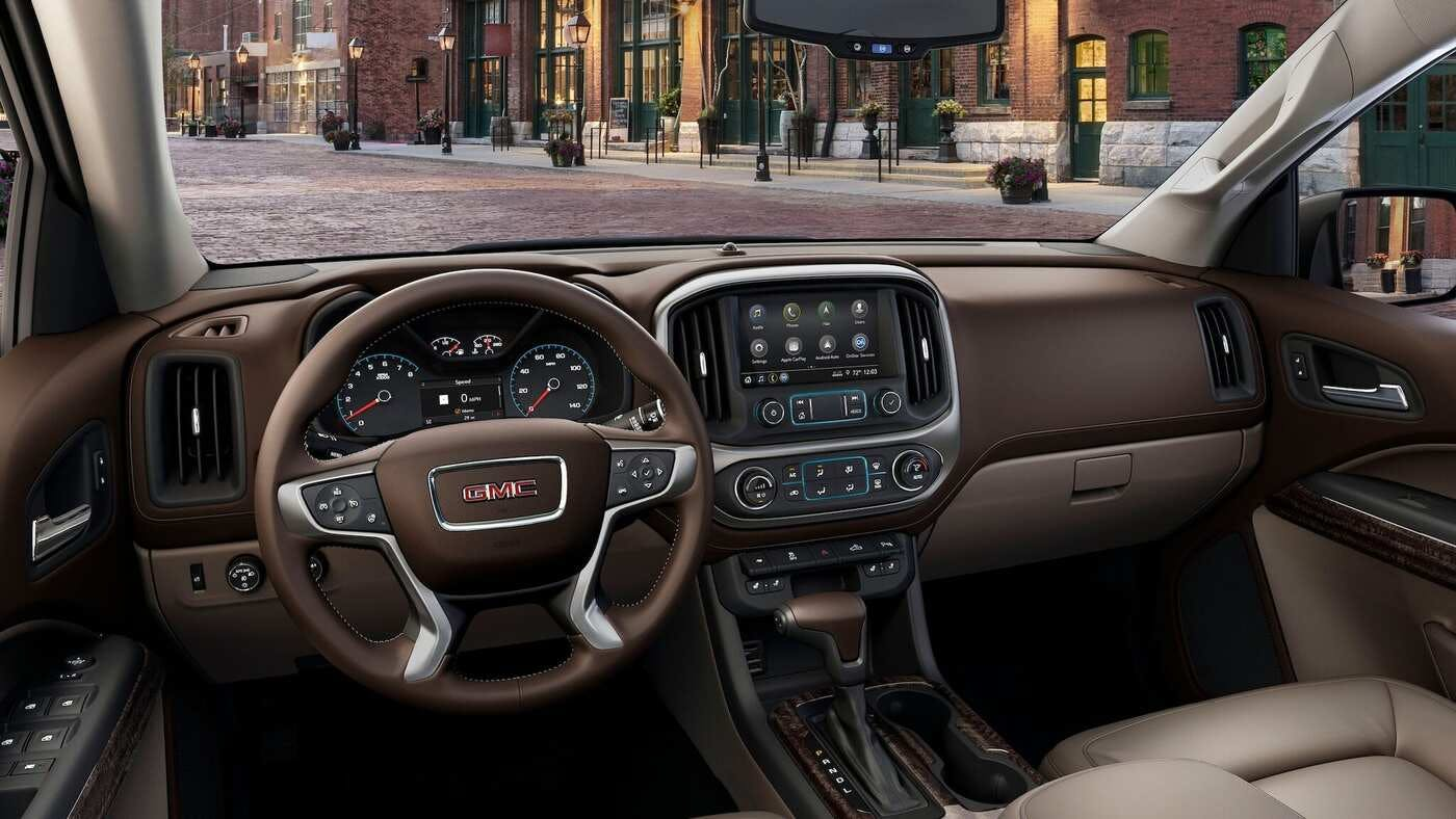 2020 Gmc Canyon Diesel First Drive