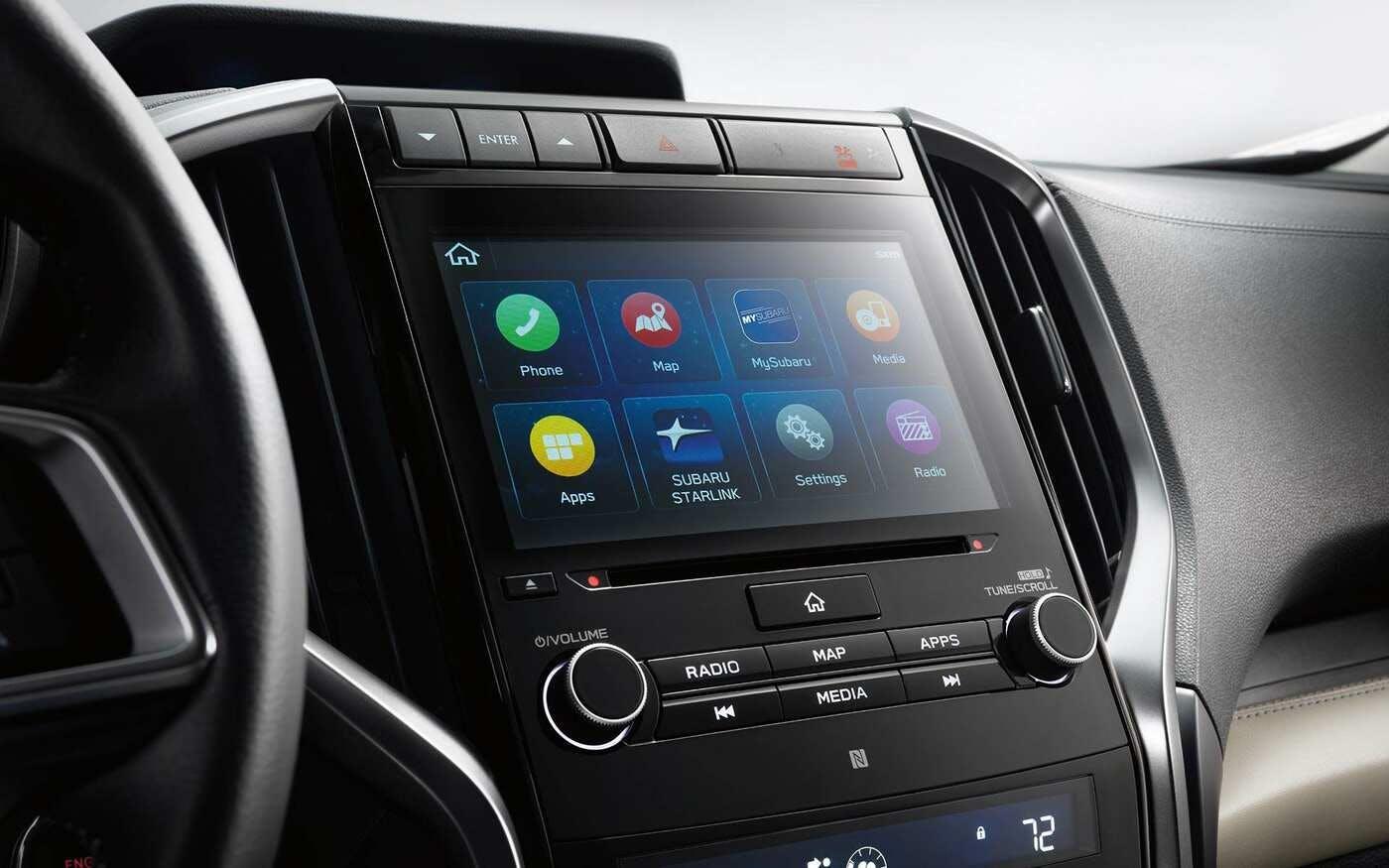 2020 Subaru Ascent Premium Interior - Cars Trend Today