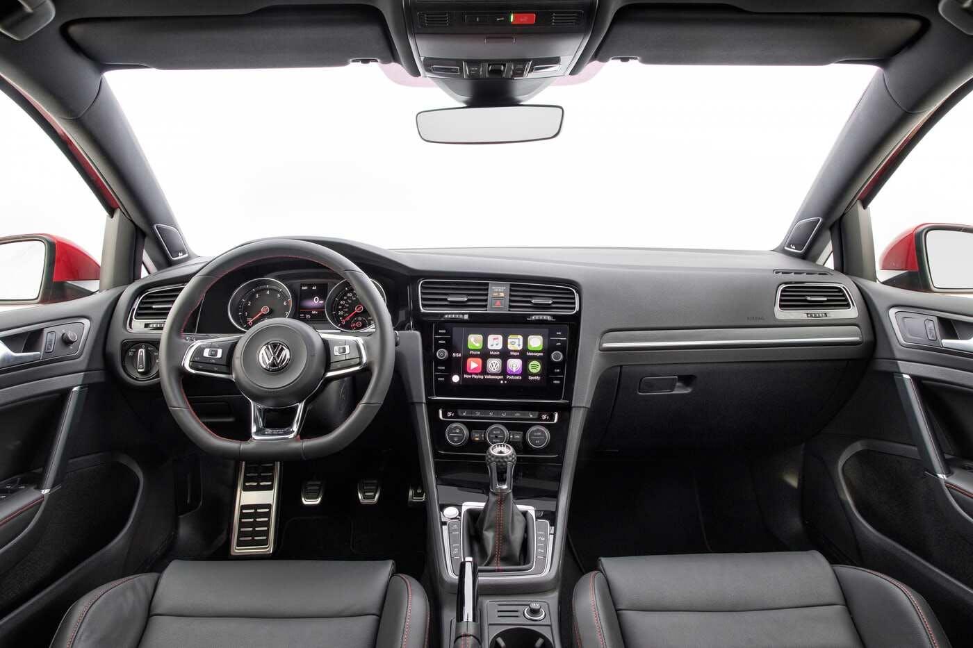 2020 Volkswagen Golf Gti Reviews Pricing Pictures Truecar