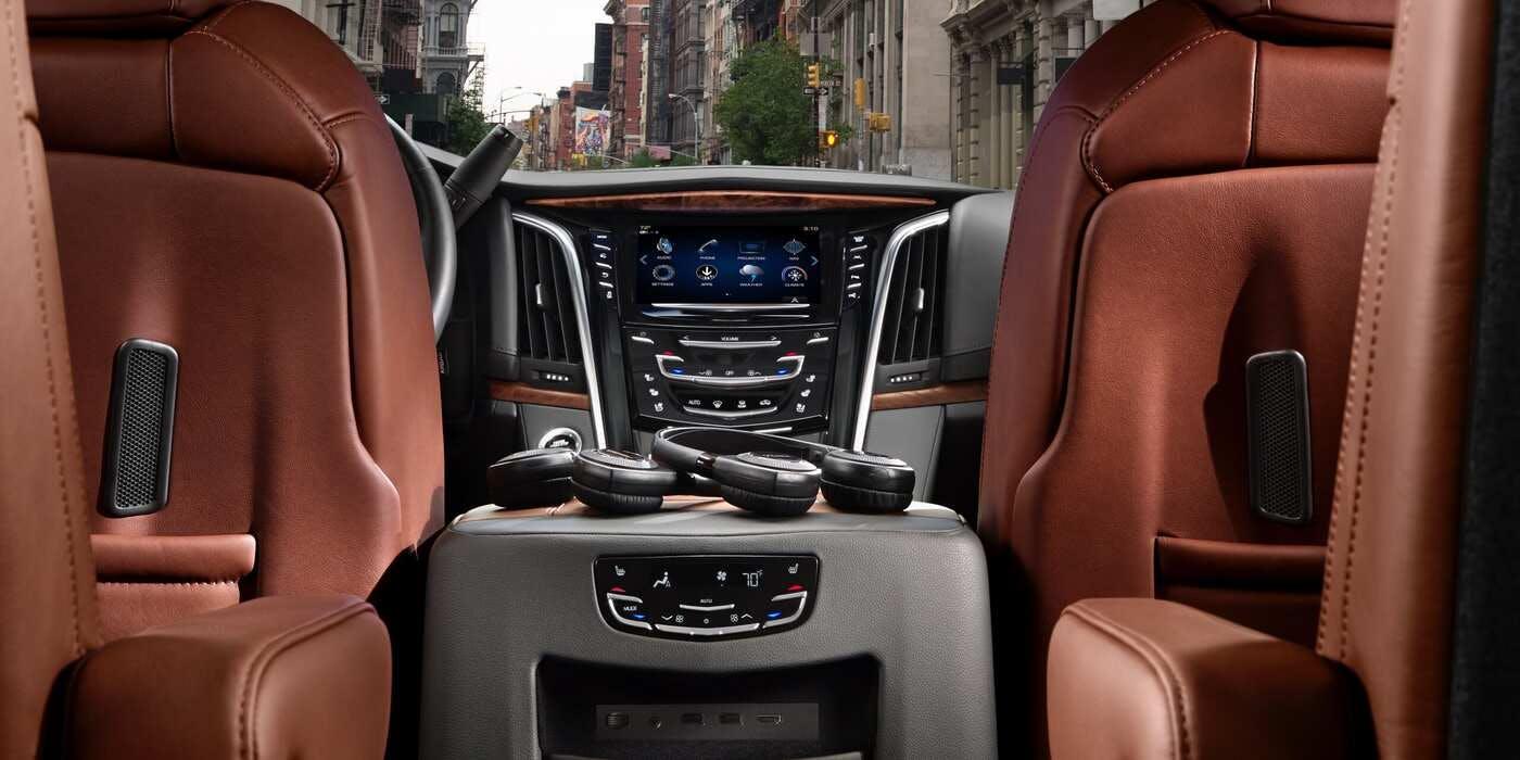 2020 Cadillac Escalade Luxury Suv Release