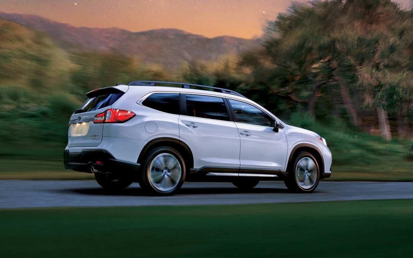 2020 Subaru Ascent Comparisons Reviews Pictures Truecar